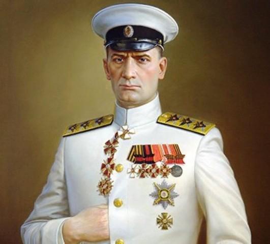 Колчак-Полярный Александр Владимирович