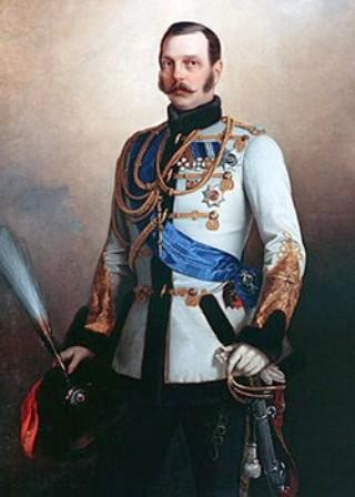 Романов Алекса́ндр Николаевич