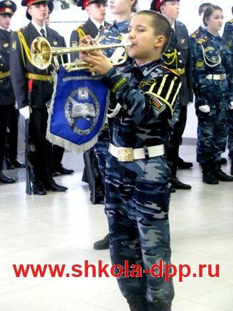 Военно-музыкальный взвод