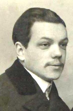 Жонсон Николай Николаевич